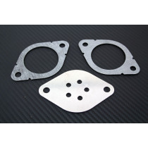 EGR dugó, lezáró kit with two gaskets